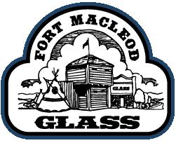 Fort Macleod Glass